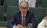 Lord Falconer reveals diet