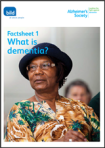 factsheet 1 what is dementia