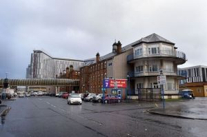 Glasgows-Southern-General-Hospital