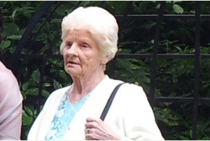 Family collect of Lily Smith who died at The Royal Stoke Hospital